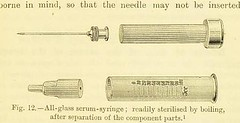 This image is taken from Page 57 of Serums, vaccines and toxines in treatment and diagnosis (Medical Heritage Library, Inc.) Tags: serodiagnosis immunisation passive toxins immunotherapy leedsuniversitylibrary ukmhl medicalheritagelibrary europeanlibraries date1909 idb21507594