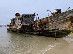 Ship wreck, New Island (Buster&Bubby) Tags: newisland falklandislands shipwreck