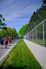 'F' is for FENCE (Dan Haug) Tags: canadiangrandprix circuitgillesvilleneuve carracing fence hff montreal f1 track pedestrians montréal canada québec xt3 fujifilm fujixseries fujinon xf23mmf14r xf23mm mirrorless
