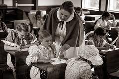 One Room Schoolhouse-77 (mmulliniks) Tags: sony alpha a7iii a73 sigma metabones pentax super takumar rokinon tokina 50mm 28mm 35mm 24mm 1017mm 1650mm 28200mm 85mm 24105mm zoom prime landscape portrait lifestyle nature sky 20mm 70200mm fisheye mirrorless hobby beauty fun family explore photography still life vintage tamron supertakumar 8mm 9mm slr magic micro four thirds old time school house kids acting dressup field trip child children schoolhouse one room