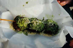 Pesto meatballs (tyle_r) Tags: wisconsin june titletown greenbay 2019 titletownnightmarket vscofilm