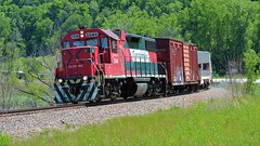 True Meaning To Foreign Power (Ryan Distad) Tags: emd train gp382 ferromex fex curve railroad canadian pacific
