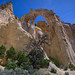 Grosvenor Arch, a beautiful sandstone double arch located on the Cottonwood Canyon Road in Grand Staircase-Escalante National Monument in southern Utah