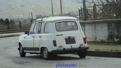 Renault 4 GTL '82 (Marianoauto) Tags: renault 4 cars car carspotting vintage carspotter