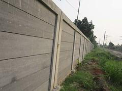 Harga Pagar Panel Beton Pracetak - ☎ 021 2957 2295 (MegaconBeton.com) (megaconbeton) Tags: pagarpanel beton megacon