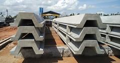 Harga Sheet Pile Beton Pracetak - ☎ 021 2957 2295 (MegaconBeton.com) (megaconbeton) Tags: sheetpile beton megacon precast