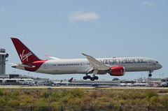"Virgin Atlantic 787-900 Dreamliner ""Lucy in the Sky"" (G-VDIA) LAX Approach 4 (hsckcwong) Tags: virginatlantic virginatlanticairways787900 7879 787 dreamliner gvdia lucylnthesky lax klax"