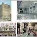 Detroit Michigan - Cadillac Hotel - The Westin Book Cadillac Detroit - Lobby  - Building  -  Ballroom - Statues - Vintage  photos