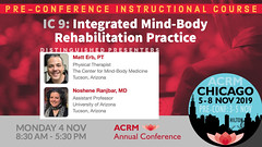 ACRM Pre-Conference Instructional Course: IC9 Erb 588553 (ACRM-Rehabilitation) Tags: acrmprogressinrehabilitationresearchconference acrmconference acrm annualconference acrm americancongressofrehabilitationmedicine medicaleducation medicalconference medicalassociation medicaltechnology interdisciplinary interprofessional instructionalcourse preconference preconferenceinstructionalcourse progressinrehabilitationresearch chicago acrm2019