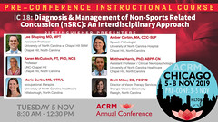 ACRM Pre-Conference Instructional Course: Shuping #599586 (ACRM-Rehabilitation) Tags: acrmprogressinrehabilitationresearchconference acrmconference acrm annualconference acrm americancongressofrehabilitationmedicine medicaleducation medicalconference medicalassociation medicaltechnology interdisciplinary interprofessional instructionalcourse preconference preconferenceinstructionalcourse progressinrehabilitationresearch chicago acrm2019
