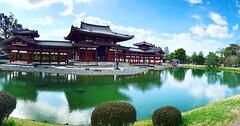 Japan 日本 (180614)i (波記338) Tags: japan osaka kyoto uji byodointemple 日本 大阪 京都 宇治 平等院 鳳凰堂