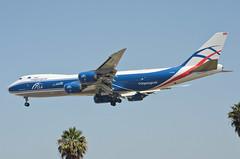 CargoLogicAir 747-83QF (G-CLAB) LAX Approach 4 (hsckcwong) Tags: cargologicair 74783qf 7478f 747800f 747800freighter gclab lax klax