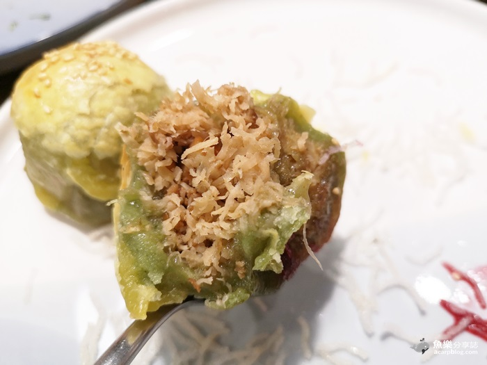 【台北信義】卓也小屋創意蔬食料理│草莓猴頭菇 古早味芋籤超好吃 @魚樂分享誌