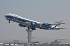 AirBridgeCargo 747-8F (VP-BJS) LAX Takeoff 1 (hsckcwong) Tags: airbridgecargoairlines airbridgecargo 7478f 747800f 747800freighter vpbjs lax klax