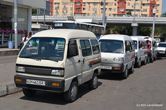 Daewoo/Chevrolet Damas (Kim-B10M) Tags: damas chevrolet daewoo uzbekistan cars 01m461ba