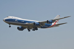 CargoLogicAir 747-83QF (G-CLAB) LAX Approach 1 (hsckcwong) Tags: cargologicair 74783qf 7478f 747800f 747800freighter gclab lax klax