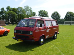 VW Bus D 1981 (929V6) Tags: hh64sx sidecode4 t3 volkswagen transporter