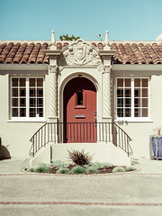 San Jose, California (bior) Tags: pentax645d mediumformat sanjose house frontdoor california