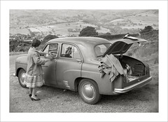Vehicle Collection (9712) - Vauxhall (Steve Given) Tags: familycar motorvehicle automobile derbyshire 1950s vauxhall