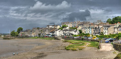 Arnside, Cumbria (Baz Richardson (now away until 28 Aug)) Tags: cumbria arnside englishvillages riverkent aonb