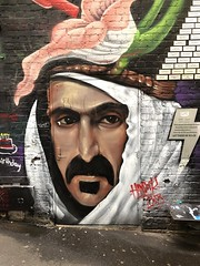 Melbourne street art. (dok1969) Tags: