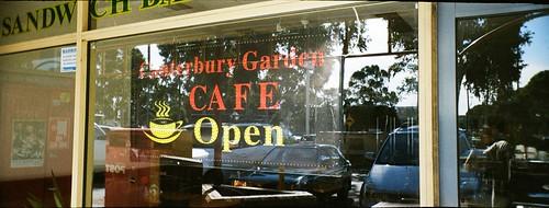 Canterbury Garden Coffee Lounge
