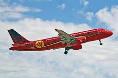 OO-SNA Airbus A.320-214 Brussels Airlines Belgian Red Devils CS Named Trident PMI 28-05-19 (PlanecrazyUK) Tags: lepa sonsantjoanairport aeroportdesonsantjoan palmademallorcaairport oosna airbusa320214 brusselsairlines belgianreddevilscs namedtrident pmi 280519