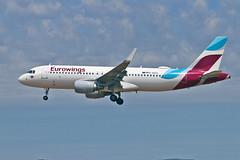 D-AIZV Airbus A.320-214SL Eurowings PMI 28-05-19 (PlanecrazyUK) Tags: lepa sonsantjoanairport aeroportdesonsantjoan palmademallorcaairport daizv airbusa320214sl eurowings pmi 280519