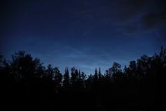 Noctilucent cloud (jbinpg) Tags: noctilucentcloud princegeorge bc canada