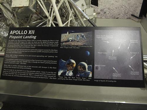 Surveyor Lunar Lander Engineering Model