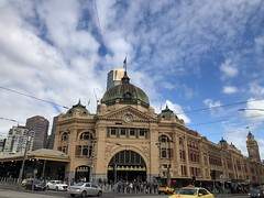 Flinders Street Station. (dok1969) Tags: