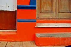 Entrance Composition, Buenos Aires (klauslang99) Tags: klauslang abstraction entrance composition colour color