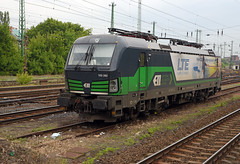 LTE 193 262 (Csundi) Tags: railroad vectron budapest hungary