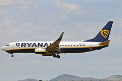 EI-DPN Boeing 737-8AS Ryanair PMI 28-05-19 (PlanecrazyUK) Tags: lepa sonsantjoanairport aeroportdesonsantjoan palmademallorcaairport eidpn boeing7378as ryanair pmi 280519
