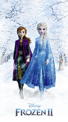 Frozen II (nuthon) Tags: movie animation frozen 2 elsa snow cold freeze poster design graphic nuthon retouch winter 2019