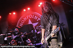 6-3nonpoint38 (Against The Grain Photography) Tags: islander pod payable death nonpoint band concert tour rock portland oregon hawthorne theater againstthegrainphotography