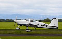 G-CDRV RV-9, Scone (wwshack) Tags: egpt psl perth perthkinross perthairport perthshire rv9 scone sconeairport scotland gcdrv