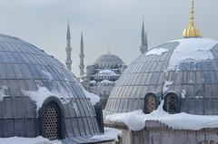 (Henri Decœur) Tags: mosque dome cupola minaret travel henridecoeur