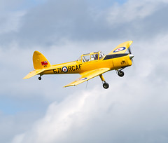 DHC Chipmunk T.22 (Nigel Musgrove-2.5 million views-thank you!) Tags: dhc chipmunk t22 built 1952 is displayed training livery royal canadian air force shuttleworth collection season premiere old warden bedfordshire england 5 may 2019 trainer yellow