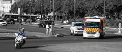 Paris Avenue du Maréchal Gallieni transport (Boss-19) Tags: police nationale | rondpoint du bleuet de france avenue maréchal gallieni rue grenelle grand palais 7e arrondissement palaisbourbon paris îledefrance yamaha fjr 1300 sapeurs pompiers des yvelines service départemental dincendie et secours sdis 78 véhicule dassistance aux victimes vsav renault master cz956dw daide médicale urgente samu centre hospilalier versailles medecin volkswagen amarok v6 tdi v08 ez258kb picoftheday photography travel city vehicle national outside day white light blackandwhite
