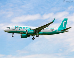 F-WWBT Airbus A320 Neo Fly Nas (@Eurospot) Tags: fwwbt hzns24 airbus a320 neo toulouse blagnac 9040 flynas