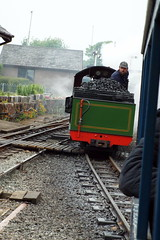 DSCF7214 (Steve Guess) Tags: laal ratty re ravenglass eskdale cumbria england gb uk steam narrow gauge railway 15inch 460mm riverirt engine loco locomotive