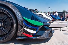 2013 Pagani Zonda Revolution (belgian.motorsport) Tags: pagani zonda r circuit monza autodromo v12 amg mercedes benz revolucion revolution raduno 2019 2013