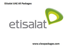 Etisalat UAE All Packages (aliharis6625) Tags: etisalat dataplan messagepackage