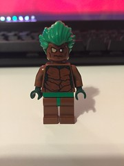 DC's Floronic Man (Numbuh1Nerd) Tags: lego purist custom dc superheroes minifigures jason woodrue swamp thing poison ivy new guardians green lantern corps star sapphire zamaron oa black orchid alan moore neil gaiman