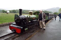 DSCF7237 (Steve Guess) Tags: laal ratty re ravenglass eskdale cumbria england gb uk steam narrow gauge railway 15inch 460mm steveguess riverirt engine loco locomotive dalegarth boot