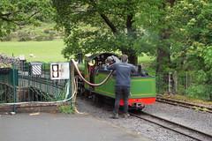 DSCF7231 (Steve Guess) Tags: laal ratty re ravenglass eskdale cumbria england gb uk steam narrow gauge railway 15inch 460mm riverirt engine loco locomotive dalegarth boot