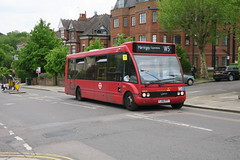 10816 20190507 CT Plus YJ60 PFF (CWG43) Tags: bus uk ctplus optare solo m880 os12 yj60pff
