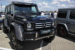 (Uno100) Tags: mercedes g klasse class 4x4 amg black silver 2019 super car sunday tt assen