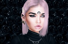 ᴏᴜᴛsɪᴅᴇʀ (Roxy (foxyroxy2121)) Tags: kustom9 eclipse palette foxy vain spookshow unicult girl hair fashion makeup pose event mesh bento catwa maitreya edit photoshop sl firestorm secondlife blog blogger